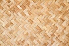 Υφαμένος ινδικός κάλαμος Στοκ Εικόνες
