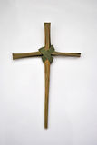 Υφαμένος σταυρός Στοκ εικόνα με δικαίωμα ελεύθερης χρήσης