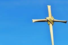 Υφαμένος σταυρός Στοκ εικόνες με δικαίωμα ελεύθερης χρήσης