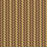 Υφαμένο ξύλινο σχέδιο 1 Στοκ Εικόνες