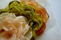 Υφαντικά λουλούδια Στοκ Εικόνες