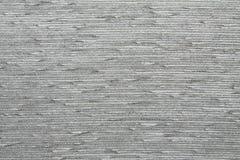 Υφαντικό ασημένιο γκρίζο χρώμα Kombin 08-116 σύστασης υφάσματος Στοκ Εικόνες