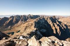 υψηλά βουνά Στοκ φωτογραφία με δικαίωμα ελεύθερης χρήσης