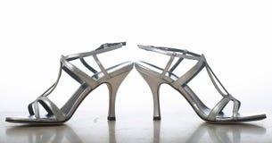 υψηλά παπούτσια τακουνιώ& Στοκ εικόνα με δικαίωμα ελεύθερης χρήσης
