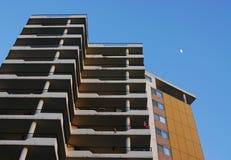 υψηλή άνοδος κτηρίου δια Στοκ φωτογραφία με δικαίωμα ελεύθερης χρήσης