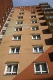 υψηλή κατοικία πυκνότητα&sig Στοκ φωτογραφία με δικαίωμα ελεύθερης χρήσης