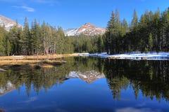 υψηλή λίμνη χωρών Στοκ εικόνες με δικαίωμα ελεύθερης χρήσης
