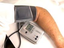 υψηλή πίεση αίματος εξαιρ& Στοκ Φωτογραφίες