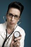 υψηλή πίεση αίματος Στοκ εικόνες με δικαίωμα ελεύθερης χρήσης