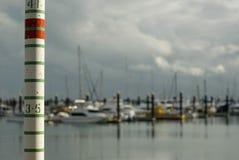 υψηλή παλίρροια Στοκ εικόνες με δικαίωμα ελεύθερης χρήσης