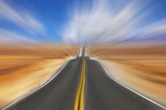 υψηλή ταχύτητα αντικατοπτ& Στοκ φωτογραφία με δικαίωμα ελεύθερης χρήσης