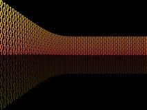 υψηλή τεχνολογία ανασκό&pi Στοκ Εικόνα