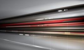 υψηλή τεχνολογία απεικό&n Στοκ φωτογραφίες με δικαίωμα ελεύθερης χρήσης