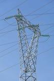 υψηλή pylon τάση Στοκ εικόνες με δικαίωμα ελεύθερης χρήσης
