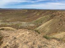 Υψηλοί λόφοι ερήμων στοκ εικόνες με δικαίωμα ελεύθερης χρήσης