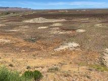 Υψηλοί λόφοι ερήμων στοκ φωτογραφία με δικαίωμα ελεύθερης χρήσης