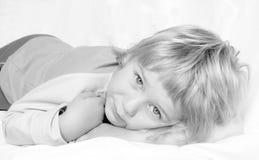 υψηλός βασικός μικρός αγοριών Στοκ Φωτογραφίες