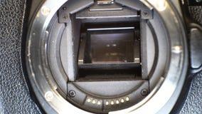 Υψηλός καθρέφτης ταχύτητας DSLR παραθυρόφυλλων φιλμ μικρού μήκους
