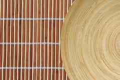 υψηλός στρογγυλός ξύλιν&om Στοκ Εικόνες