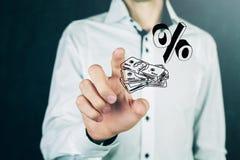 Υψηλότερα ποσοστά νομίσματος Στοκ φωτογραφίες με δικαίωμα ελεύθερης χρήσης