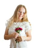 υψηλό βασικό πορτρέτο κορ& Στοκ Εικόνες