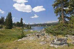 υψηλό βουνό λιμνών στοκ φωτογραφίες με δικαίωμα ελεύθερης χρήσης