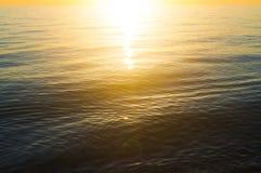 υψηλό ηλιοβασίλεμα θάλασσας διάλυσης jpg Στοκ εικόνες με δικαίωμα ελεύθερης χρήσης