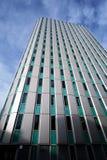 Υψηλό ντυμένο κτίριο γραφείων ανόδου εξωτερικά UK στοκ φωτογραφία με δικαίωμα ελεύθερης χρήσης