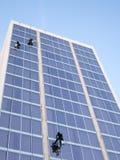 υψηλό παράθυρο πλυντηρίων Στοκ Φωτογραφίες