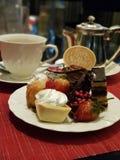 υψηλό τσάι στοκ φωτογραφίες με δικαίωμα ελεύθερης χρήσης