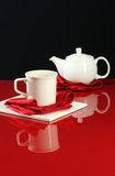 υψηλό τσάι Στοκ εικόνα με δικαίωμα ελεύθερης χρήσης