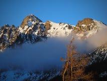 Υψηλό Tatras/υψηλό Tatras/συμπαθητικός προορισμός για τη χαλάρωση - ΣΛΟΒΑΚΙΑ στοκ φωτογραφίες με δικαίωμα ελεύθερης χρήσης