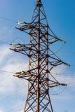 Υψηλής τάσεως ηλεκτρικός εξοπλισμός Στοκ Φωτογραφίες