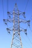 Υψηλής τάσεως ηλεκτροφόρο καλώδιο Στοκ Εικόνα