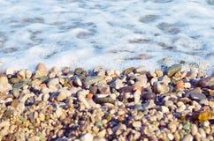 υψηλή διάλυση χαλικιών jpg παραλιών Στοκ φωτογραφία με δικαίωμα ελεύθερης χρήσης