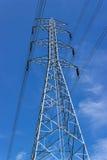 Υψηλή δύναμη της ηλεκτρικής θέσης Στοκ εικόνα με δικαίωμα ελεύθερης χρήσης