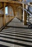 Υψηλού επιπέδου γέφυρα, Νιουκάστλ-απόν-Τάιν - Αγγλία UK Στοκ εικόνα με δικαίωμα ελεύθερης χρήσης