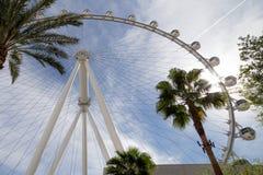 Υψηλός κύλινδρος του Λας Βέγκας στοκ εικόνα με δικαίωμα ελεύθερης χρήσης