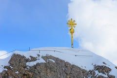 Υψηλός στις Άλπεις στοκ εικόνα με δικαίωμα ελεύθερης χρήσης