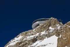 Χιονοδρομικό κέντρο Στοκ φωτογραφία με δικαίωμα ελεύθερης χρήσης