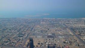 Υψηλότερο χρονικό σφάλμα άποψης οικοδόμησης 4k από την πόλη του Ντουμπάι φιλμ μικρού μήκους