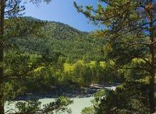 υψηλό βουνό τοπίων Στοκ φωτογραφία με δικαίωμα ελεύθερης χρήσης