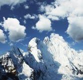 υψηλό βουνό cordilleras Στοκ εικόνα με δικαίωμα ελεύθερης χρήσης