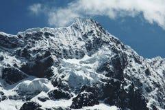 υψηλό βουνό cordilleras Στοκ Εικόνες