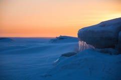 υψηλό ηλιοβασίλεμα θάλασσας διάλυσης jpg Στοκ εικόνα με δικαίωμα ελεύθερης χρήσης