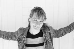 Υψηλό κλειδί γυναικών Στοκ εικόνες με δικαίωμα ελεύθερης χρήσης