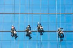 υψηλό παράθυρο πλυντηρίων Στοκ φωτογραφία με δικαίωμα ελεύθερης χρήσης