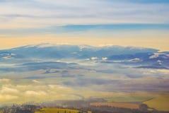 Υψηλό Tatras στη Σλοβακία Στοκ φωτογραφίες με δικαίωμα ελεύθερης χρήσης
