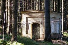 Υδάτινα έργα στο δάσος Στοκ φωτογραφίες με δικαίωμα ελεύθερης χρήσης