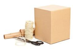 Υλικά συσκευασίας στοκ εικόνα με δικαίωμα ελεύθερης χρήσης